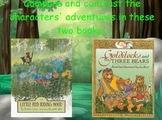 1.RL.9 Compare & Contrast Characters' Adventures Flipchart