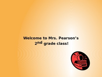 1ST DAY OF SCHOOL POWERPOINT
