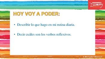 1Z0202 Spanish Reflexive PDF Presentation
