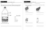 [Grade 1] Ciencias-evaluaciones. Unidad: Rocas, Arena, y S