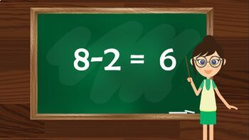 Subtraction Facts PowerPoint 2.OA.B.2 - Math Facts