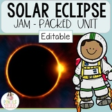 Solar Eclipse Activities, Writing, Crafts, Viewers, Party Ideas and More!