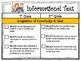 1st & 2nd Grade Common Core Checklist