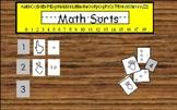 1st-2nd Grade Math Skill Sorts