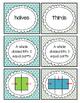 1st & 2nd Grade Mix-Freeze-Match: Geometry (plane shapes/f