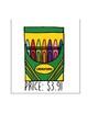 1st/2nd Grade: Sally Sue's School Supply Store Interactive Bulletin Board