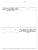 1st - 3rd Word Problems - Addition Subtraction - EXCEL