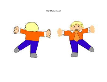1st-3rd grade Flat Stanley Thematic Unit