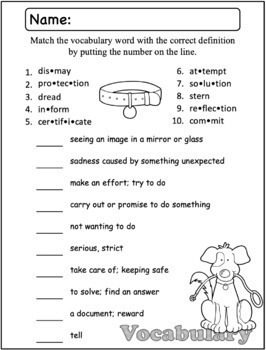 1st-5th Reading Comprehension: Set #6