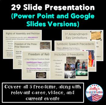 1st Amendment Lessons/Unit