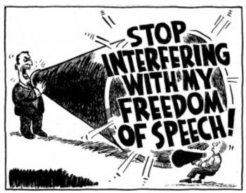 1st Amendment- Freedom of Speech Lesson