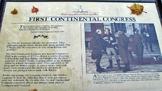 1st Continental Congress - Lexington & Concord Presentation US History