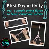 1st Day Activity
