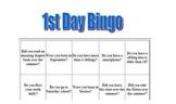 1st Day Bingo IceBreaker