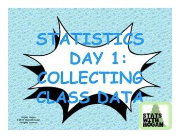1st Day Statistics Class Survey