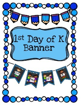 1st Day of K banner