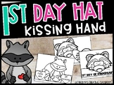 1st Day of School Hats & Crowns: Kissing Hand Hats