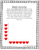1st Day of School Literacy & Math Activities for The Kissing Hand
