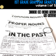 1st GRADE GRAMMAR GRABITS - VOLUME 1