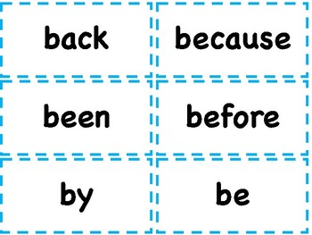 1st GRADE SIGHT WORDS OR FLASH CARDS - WORD WALL 180 WORDS