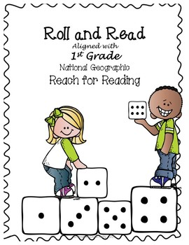 1st Gr. Roll & Read HFW Practice aligned w/National Geographic REACH for READING