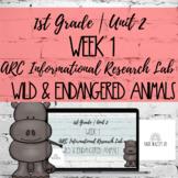 1st Grade ARC Core   Unit 2 Week 1