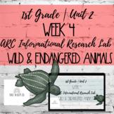 1st Grade ARC Core   Unit 2 Week 4