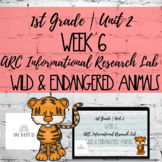 1st Grade ARC Core   Unit 2 Week 6