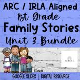 1st Grade ARC Core   Unit 3   BUNDLE!