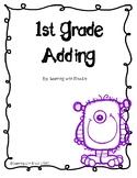 1st Grade Adding