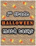 1st Grade Addition & Subtraction (Fall / Halloween)