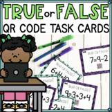 True or False Equations for First Grade