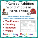 Additon Word Problems