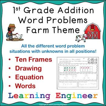 Additon Word Problems