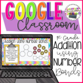 1st Grade Addition within Ten for Google Classroom Distanc