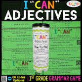 1st Grade Adjectives Game