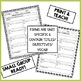 1st Grade Adventures of the Superkids Small Group Conference Forms {Units 9-16}