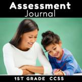 Data Assessment Journal {1st Grade CCSS}