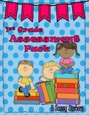 1st Grade Assessment Pack