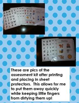 1st Grade Assessment Pack