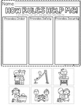 Back to School Radical Rules: Lessons & Printables {TEKS Aligned}