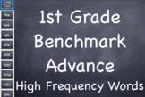 1st Grade Benchmark Advance HFW Keynote