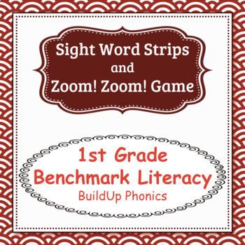 1st Grade Benchmark Literacy Supplemental Resources