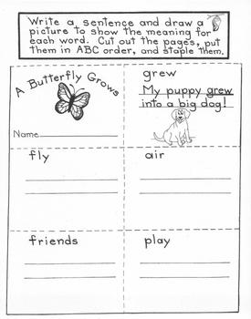 1st Grade  Book 3 Bundle Harcourt Storytown Lessons 13 - 18