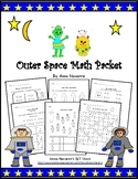 Outer Space Math Packet