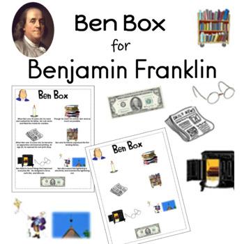 1st Grade CCGPS Unit 2 Ben Box for Benjamin Franklin