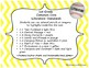 1st Grade CCSS ELA Standards - Baseball Theme
