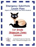 1st Grade CCSS Emergency Sub Plans