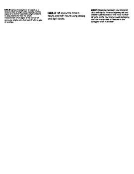1st Grade CCSS File Labels