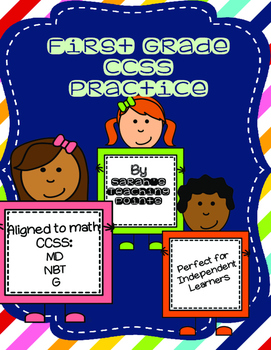 1st Grade CCSS Independent Review
